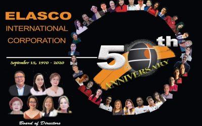 Celebrating 50 Golden Years: September 15, 2020!